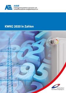 Kurzbroschüre KWKG 20202 in zahlen zum Download