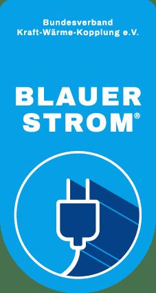 BLAUER STROM Marke