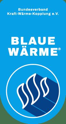 BLAUE WAERME Marke