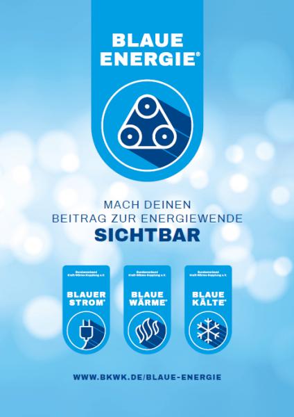 Broschüre BLAUE ENERGIE
