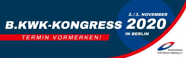 Merken Sie sich den Termin für unseren nächsten Kongress vor!